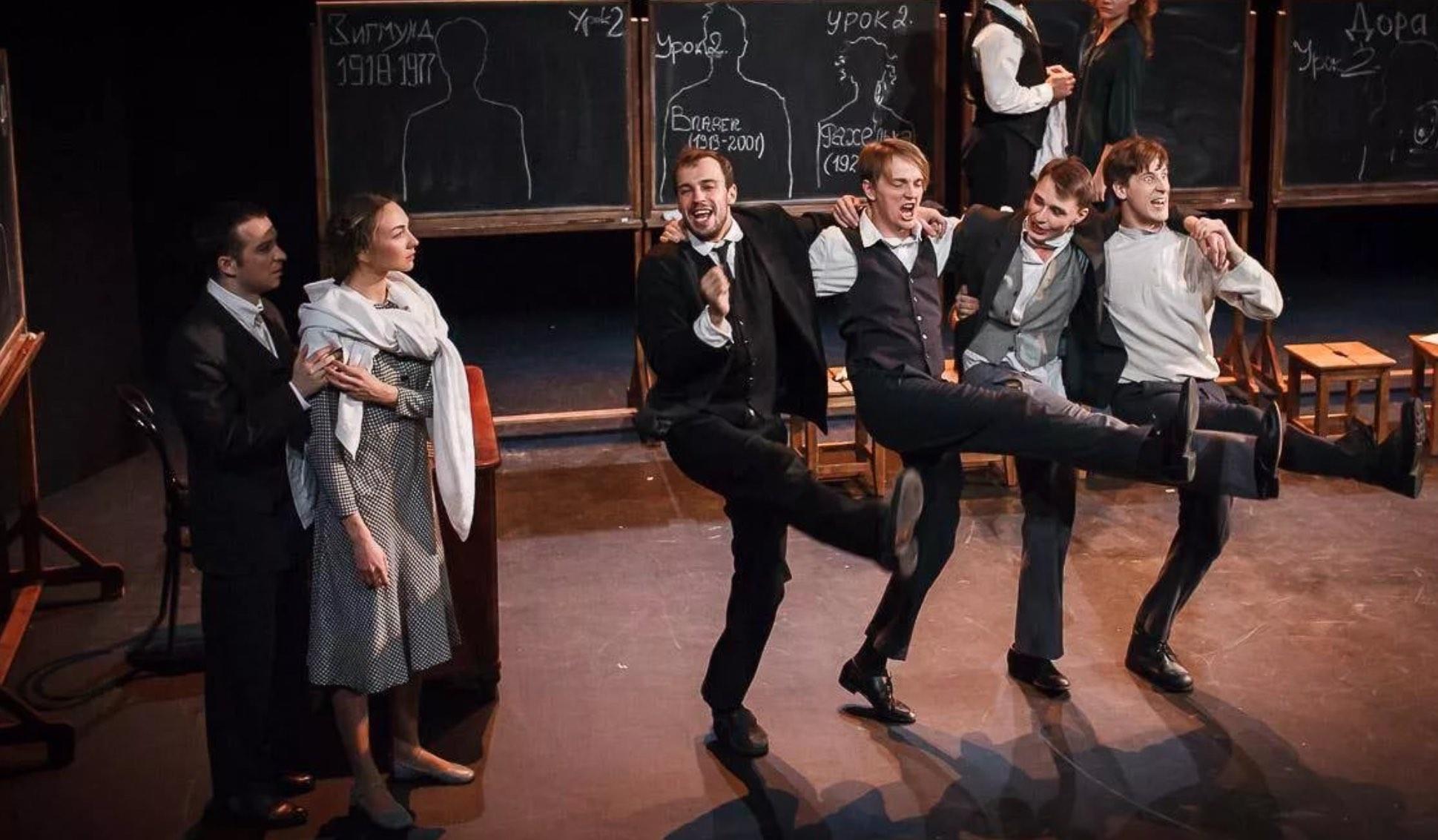 Театр имени Вахтангова завершил гастроли в Париже!