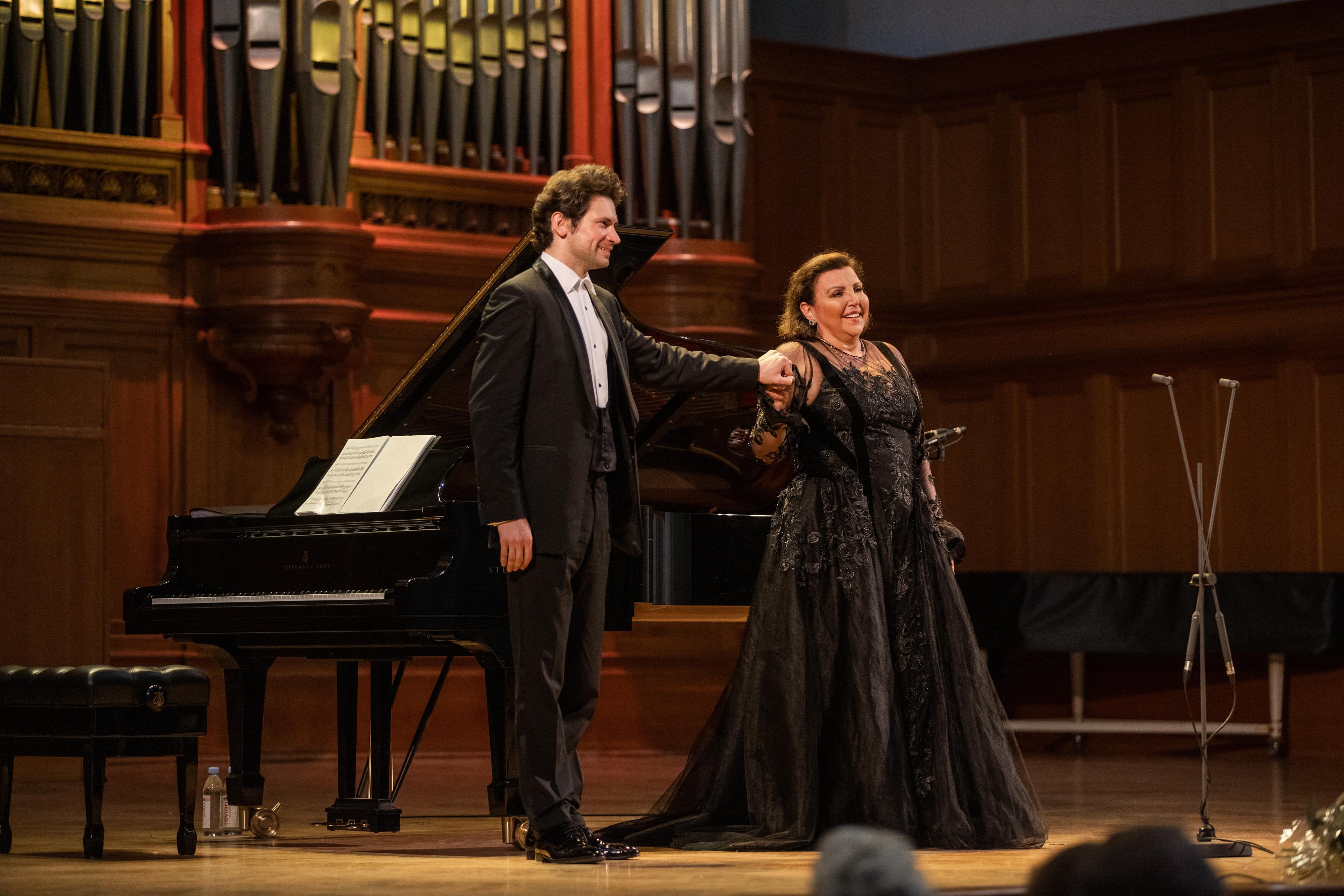 Концерт Марии Гулегиной в Москве: почему аристократам духа никакой хайп не нужен